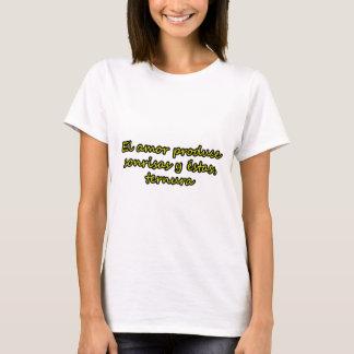 Frases mestres 8 camisetas