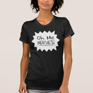 Frases - oh mim nervos! tshirts