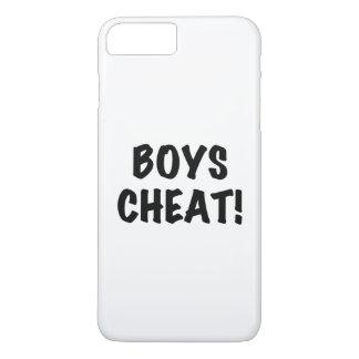 Fraude dos meninos capa iPhone 7 plus