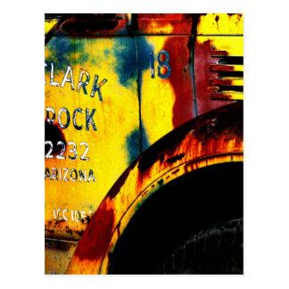 fred Clark Cartão Postal