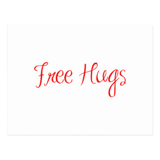 free-hugs-sexy-red.png cartão postal
