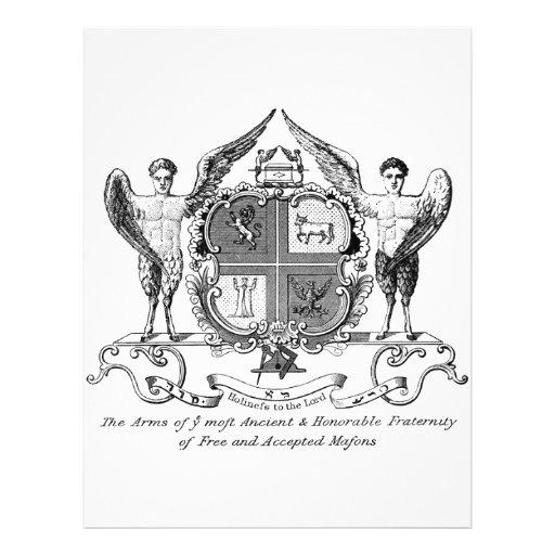 Freemason Panfleto