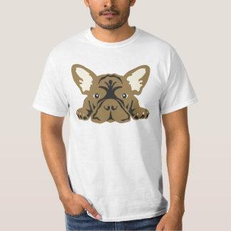 French Bulldog Face Tshirts