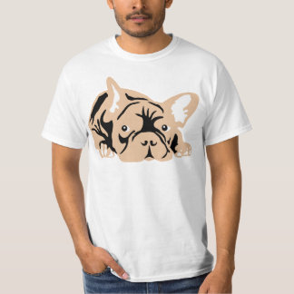 French Bulldog veneno Camiseta