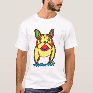 Frenchie Funky Camiseta