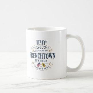 Frenchtown, caneca do aniversário de New-jersey