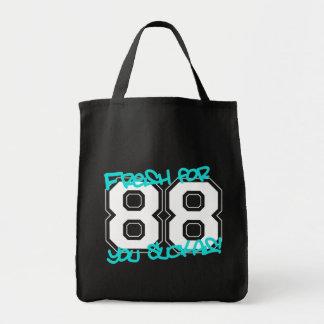 Fresco para '88 bolsa tote