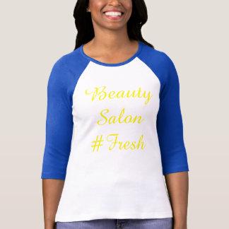#Fresh do salão de beleza Camiseta