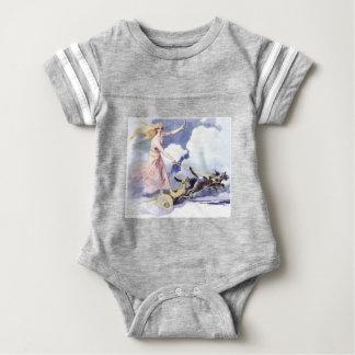 Freyja Body Para Bebê
