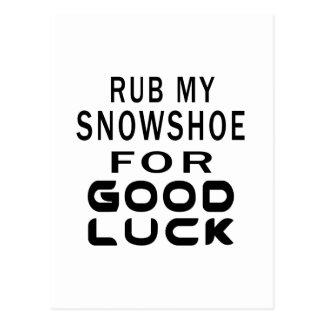 Friccione meu gato do sapato de neve para a boa so