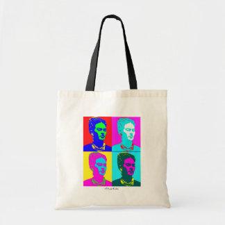 Frida Kahlo Andy Warhol inspirou o retrato Bolsa Para Compra
