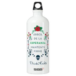 Frida Kahlo | Árbol De La Esperanza Garrafa D'água De Alumínio