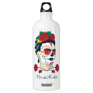 Frida Kahlo | EL Día de los Muertos Garrafa D'água