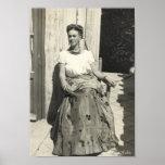 Frida Kahlo em Sun Poster