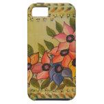 Frida Kahlo pintou Flores Capa Para iPhone 5