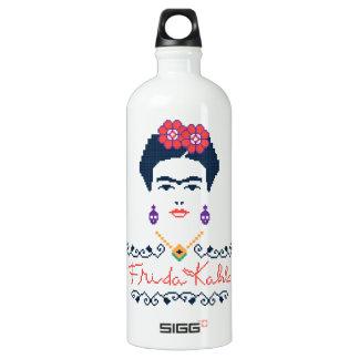 Frida Kahlo | Viva México Garrafa D'água