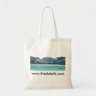 Frieda ata - montanhas - o bolsa do orçamento
