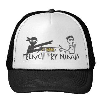 Fritada Ninja do francês Bone