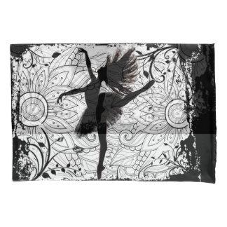 Fronha de almofada da bailarina