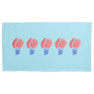 Fronha de almofada enorme do solteiro do balão de