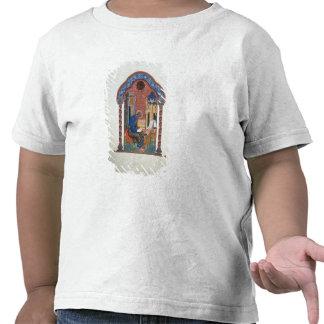 Frontispício dos quatro evangelho de Isaac Birev, Camisetas