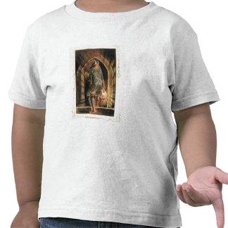 Frontispiece a Jerusalem cópia de Bentley E 18 T-shirts