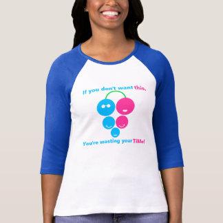 Fruta da família se você não quer este camiseta