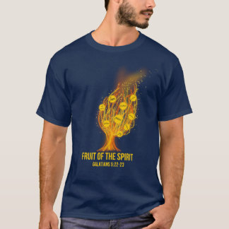 Fruta do espírito - 5:22 de Galatians - 23 Camiseta