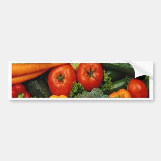 Frutas adesivos de parachoque - Carro de frutas ...