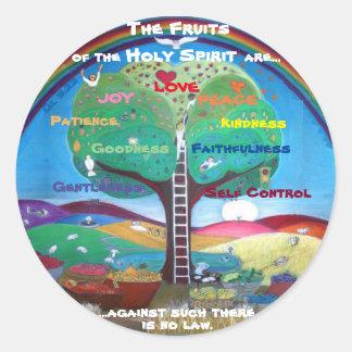Frutas das etiquetas do Espírito Santo