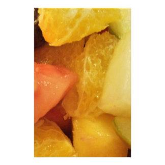 Frutas Panfleto Coloridos