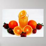 frutas posteres