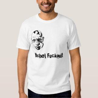 Fuckault, Michel Foucault Camiseta
