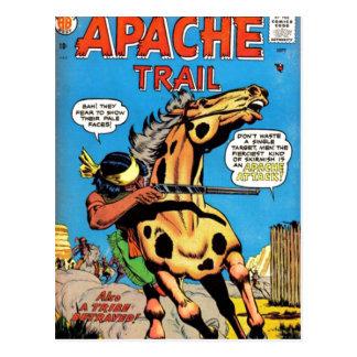 Fuga #1 de Apache Cartão Postal