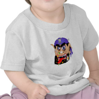 Fugbeard o pirata t-shirt