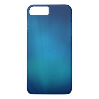 Fulgor subaquático azul profundo capa iPhone 7 plus