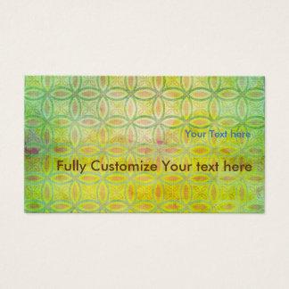 fully negócio customizable Card | cartão de