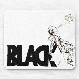 fumo blackstar mouse pad