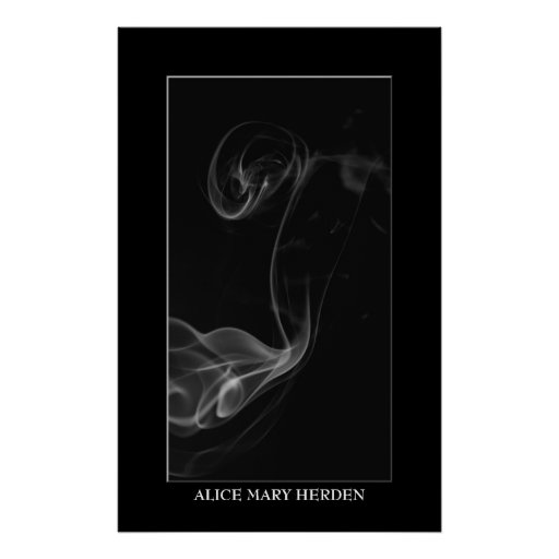 FUMO PHOTOGRAHY, ALICE MARY HERDEN POSTERS