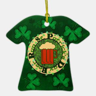 Funcionamento da cerveja da almofada da rua ornamento