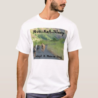 Funcionamento do rio Snake Camiseta