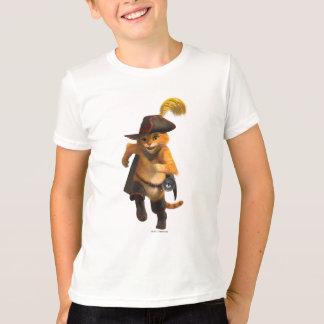 Funcionamentos do Puss do CG Camiseta