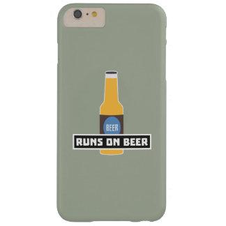 Funcionamentos na cerveja Z7ta2 Capa Barely There Para iPhone 6 Plus