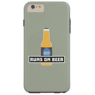 Funcionamentos na cerveja Z7ta2 Capas iPhone 6 Plus Tough