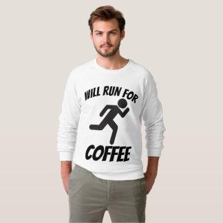 FUNCIONARÁ PARA o CAFÉ, camisetas engraçadas