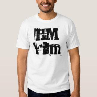 Funcionarios do HM filme Camiseta