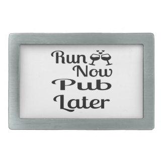Funcione agora o bar mais tarde