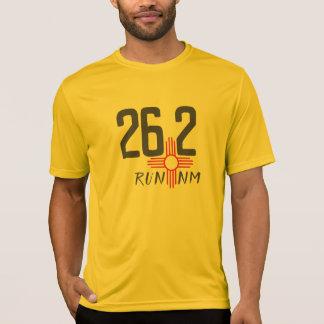 FUNCIONE camisa running do símbolo de Zia do RM