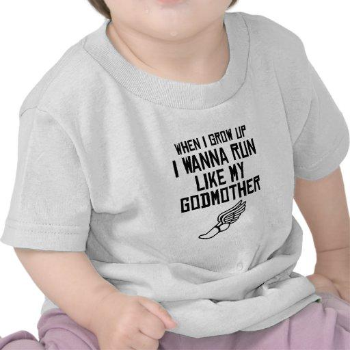 Funcione como minha madrinha t-shirts