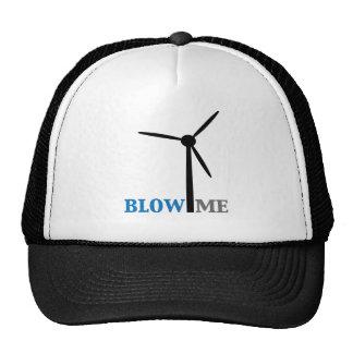 funda-me turbina eólica bonés